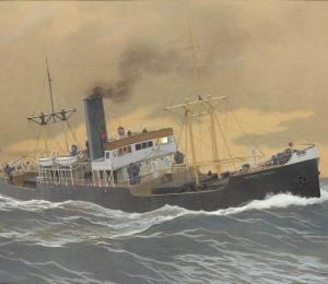 Armements maritimes