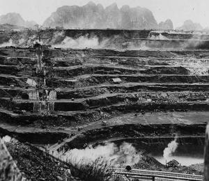 Exploitation minière – Lambton (1900) & Hongay (1926)