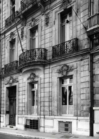 Marseille - Banque Worms