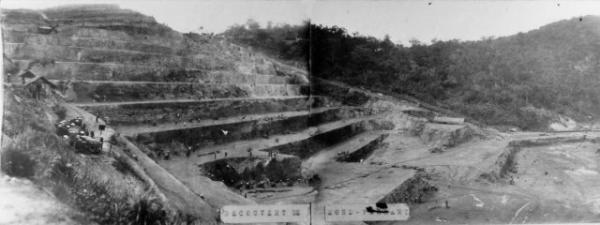 Mines de Dong Trieu - Hongay