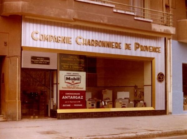 Toulon - Cie charbonnière de Provence