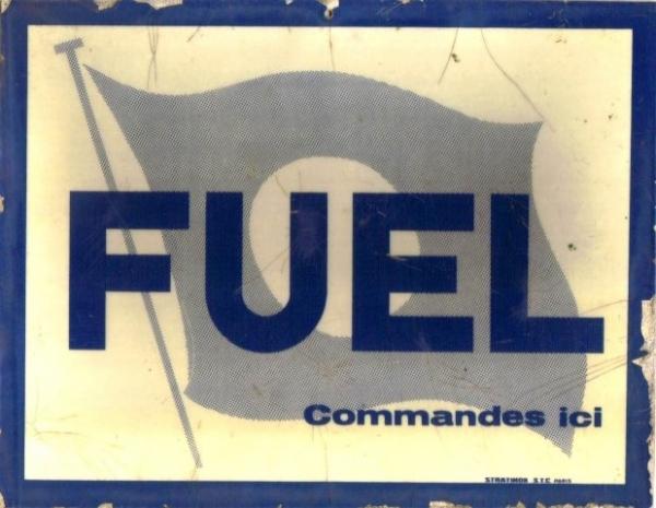 Enseigne Worms Fuel