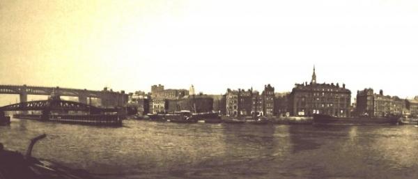 Newcastle-on-Tyne