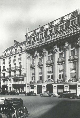 Paris - 48, rue Notre-Dame-des-Victoires