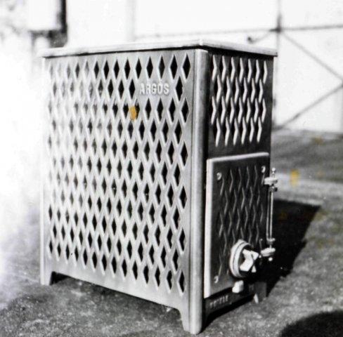 Radiateur à gaz Argos
