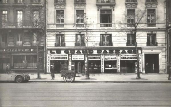 Paris - 45, boulevard Haussmann