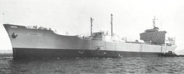 Cérons (1968-1971)