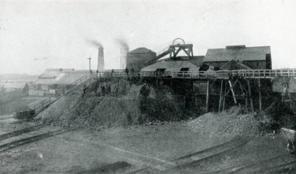 Lambton - mine Lumley
