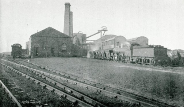 Lambton - mine Margaret