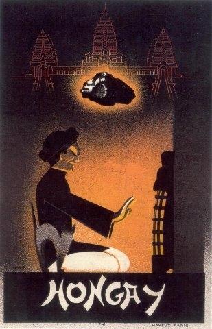 Affiche Hongay
