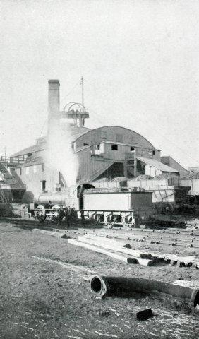 Lambton - mine Dorothea