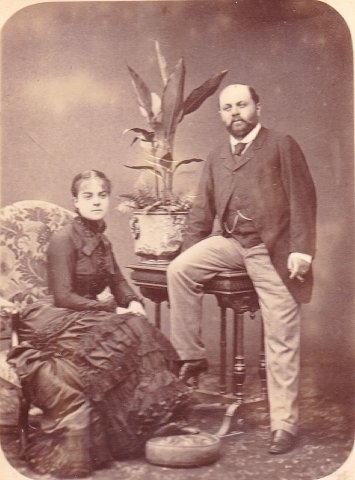 Virginie et Lucien Worms