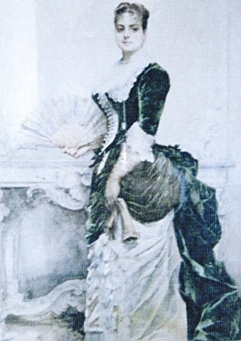 Virginie Adèle Worms (1854-1932)