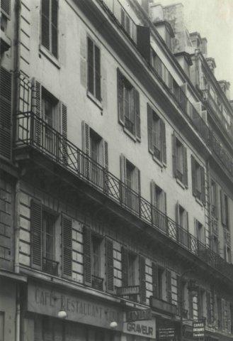 Paris - 46, rue Laffitte