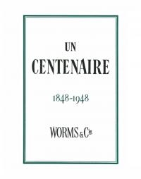 Un centenaire 1848 1948