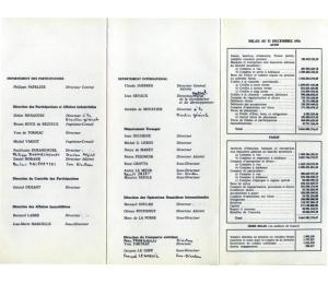 Dépliant - Banque Worms (pages 7 à 9)