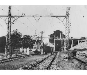 Gare de Campha