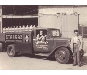 Transport de bouteilles Stargaz