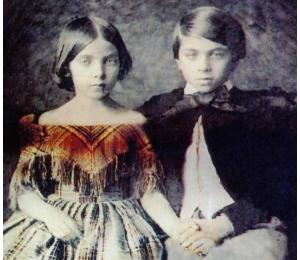 Lucien et Emma Worms