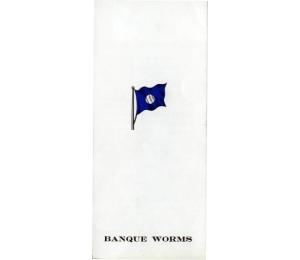 Dépliant - Banque Worms