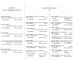 Dépliant - Banque Worms (pages 10 à 12)