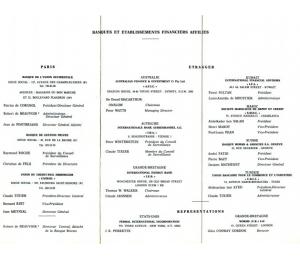 Dépliant - Banque Worms (pages 13 à 15)