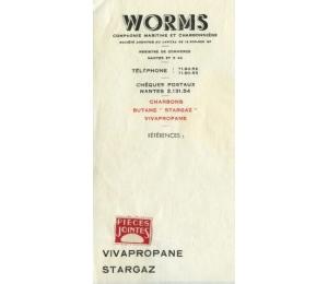 En-tête Worms - Stargaz et Vivapropane