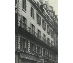 Paris - 46, rue Laffitte