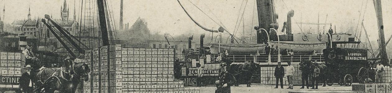 Fécamp, 1911