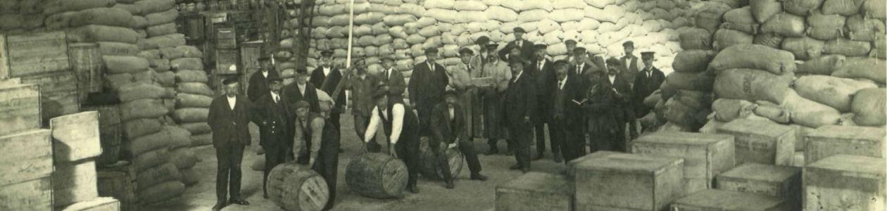 Entrepôts Worms - 1919 - Rotterdam